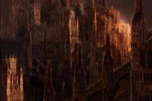 dark-souls Annor Londo