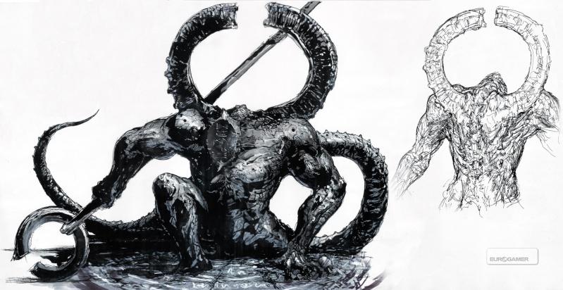 dark-souls Démons de Titanite
