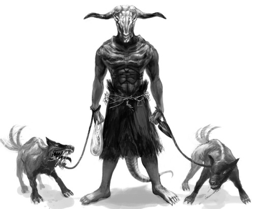 dark-souls Démon Capra 2