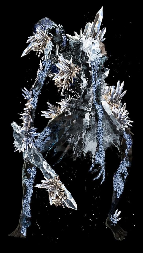 dark-souls christal warrior