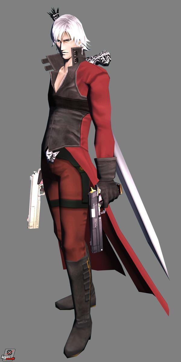 Charismatique personnage de la série Devil May Cry, il apparaît dans ce jeu en tant que Maudit.   Le héros l'affronte à deux reprises.   Son rôle est purement commercial.