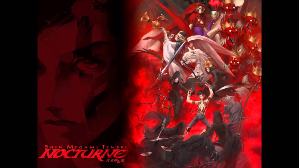 smt lucifer's call background