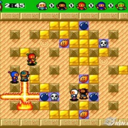 Bomberman Land 1989 Hudson Soft