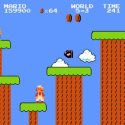 Mario Bros 1985 Nintendo