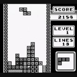 Tetris 1989 Nintendo