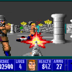 Wolfenstein-3d pc