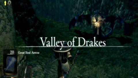 La vallée des Drakes