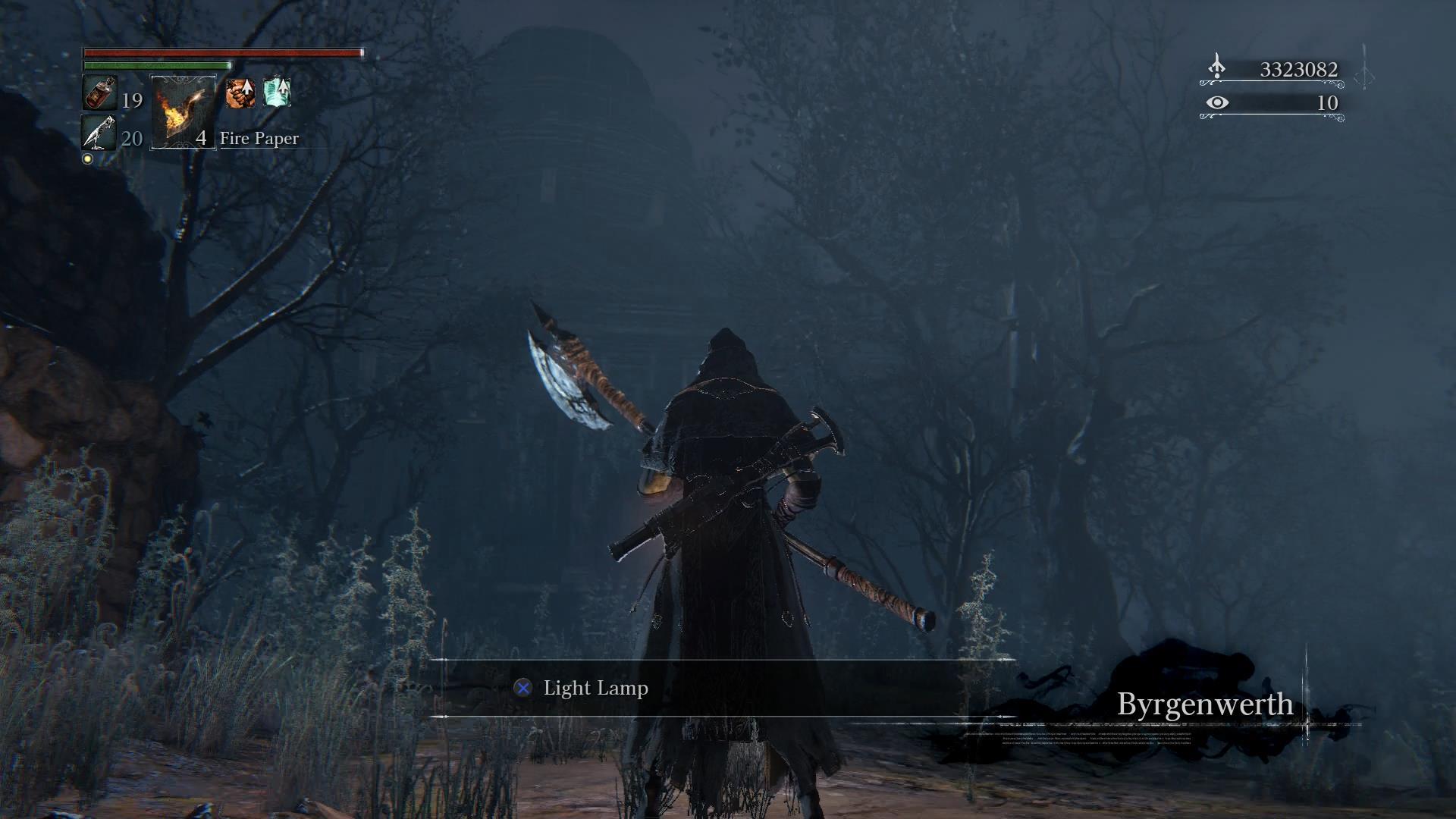 Bloodborne-Byrgenwerth