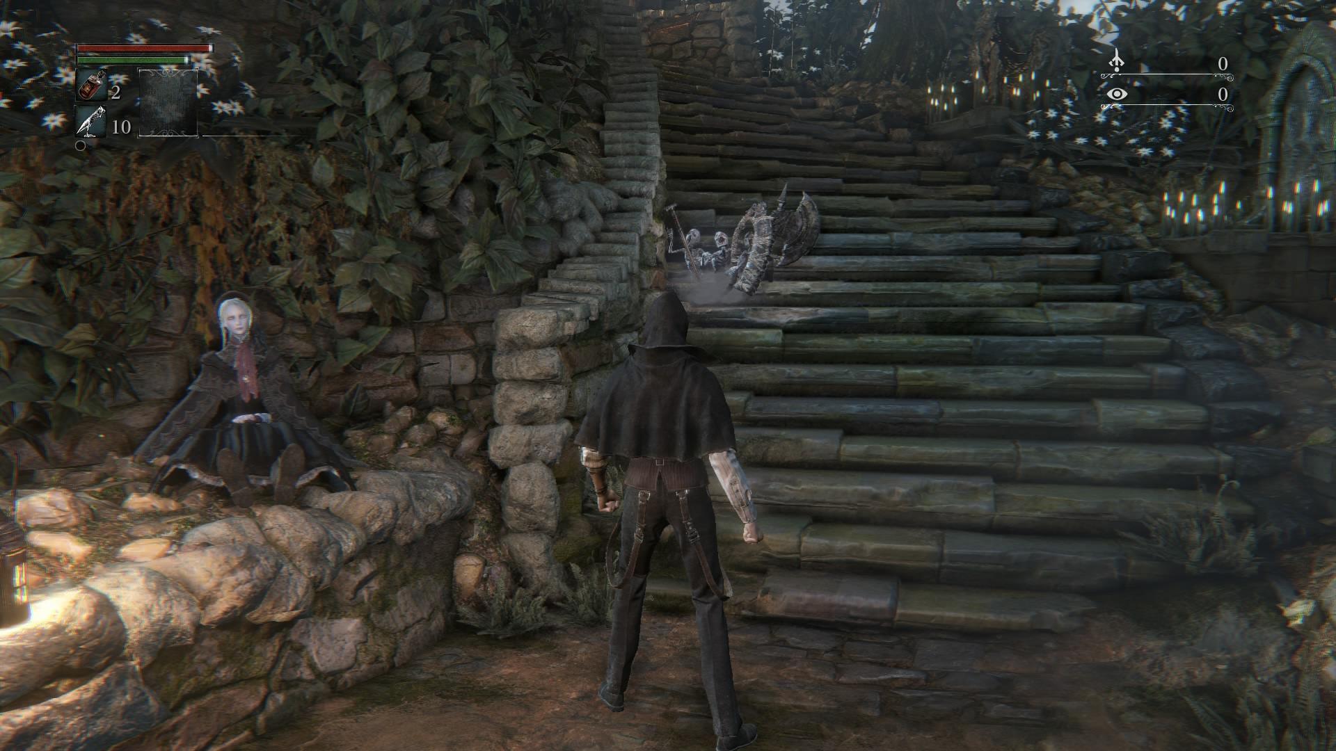Bloodborne le reve du chasseur