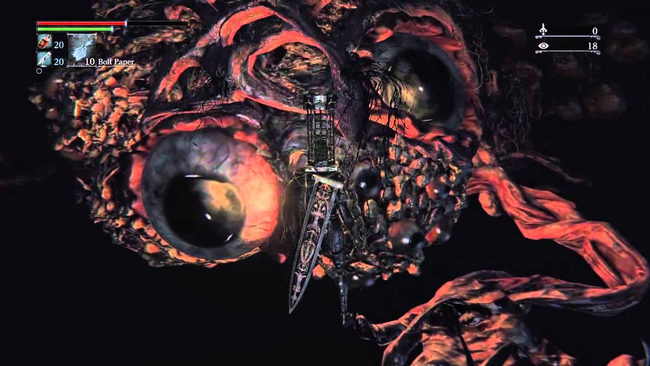 Bloodborne-mother brain