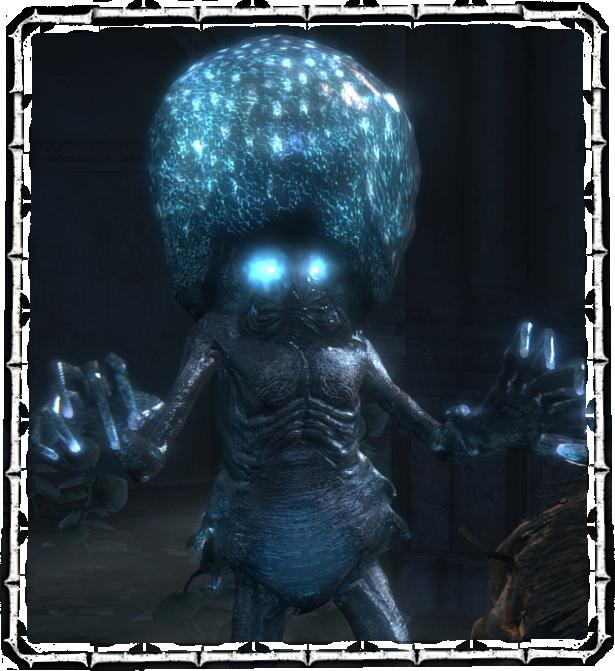 Bloodborne Boss Celestial Emissary