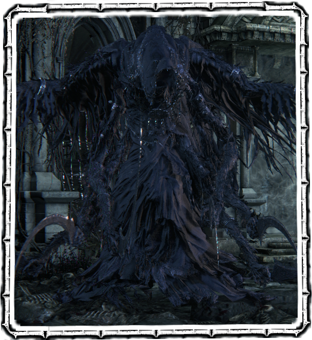Bloodborne Boss Mergo's Wet Nurse