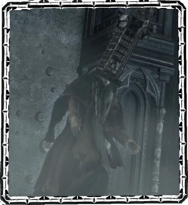 Bloodborne Boss Micolash