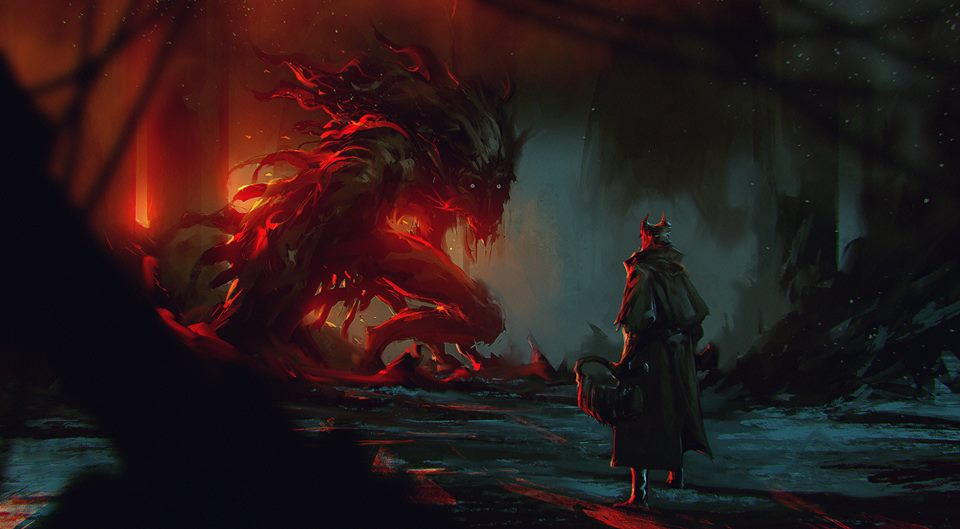 bloodborne artwork 2