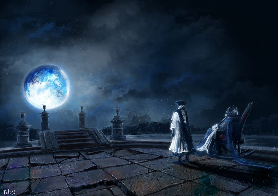bloodborne artwork 3