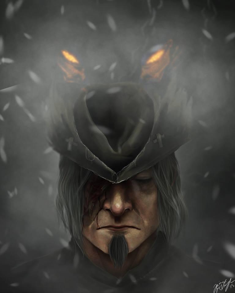 bloodborne artwork 4
