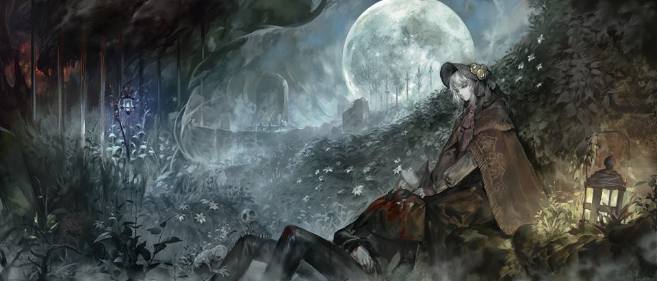 bloodborne artwork