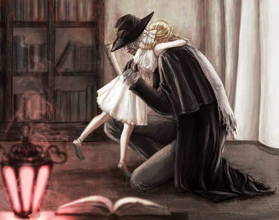 pere gascoigne et sa fille