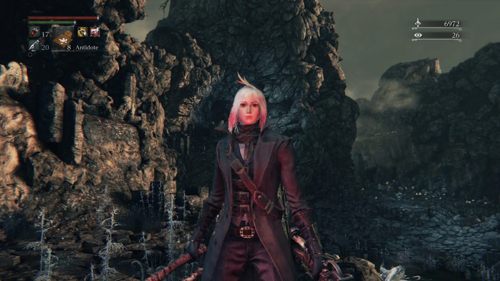 bloodborne-chasseuse-lvl-50-pvp